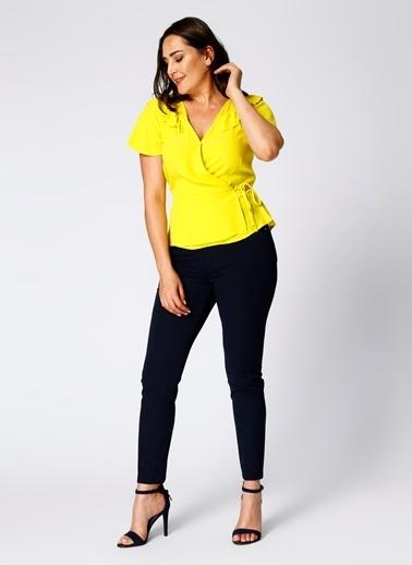 Random Bluz Sarı